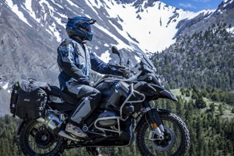 KLIM Lightning Blue World Conqueror