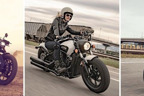 Indian schafft den Sprung in die Top-10 Motorradmarken