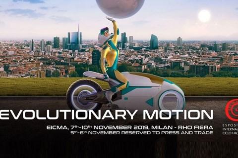EICMA Motorradmesse 2019 alle Infos