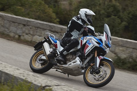 Honda Africa Twin 2020 Adventure Sports