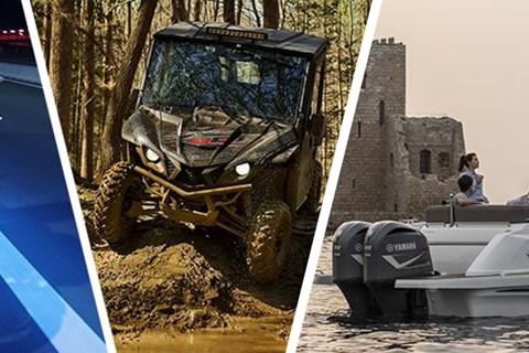 Yamaha sucht Händler für die Bereiche PTW/PP und Marine
