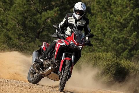 Neue Honda Africatwin im Test