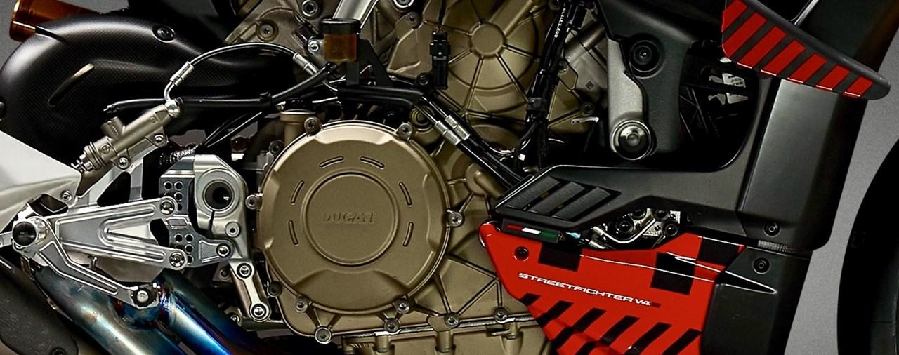 Ducati Streetfighter V4 2020 - Leistung, Gewicht, Design