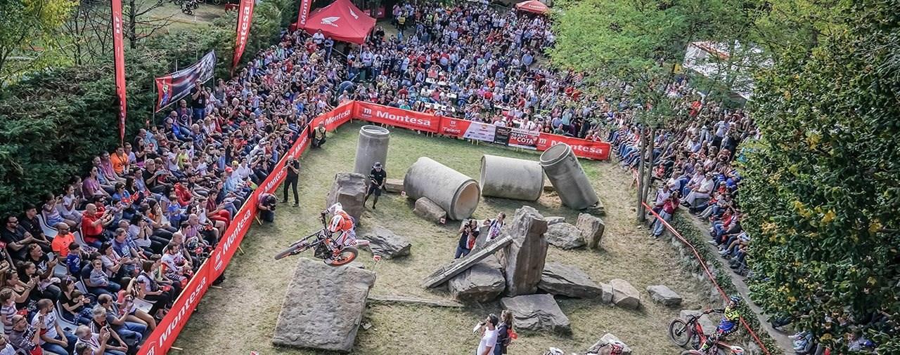 Montesada 2019 - das größte Montesa Treffen der Welt!
