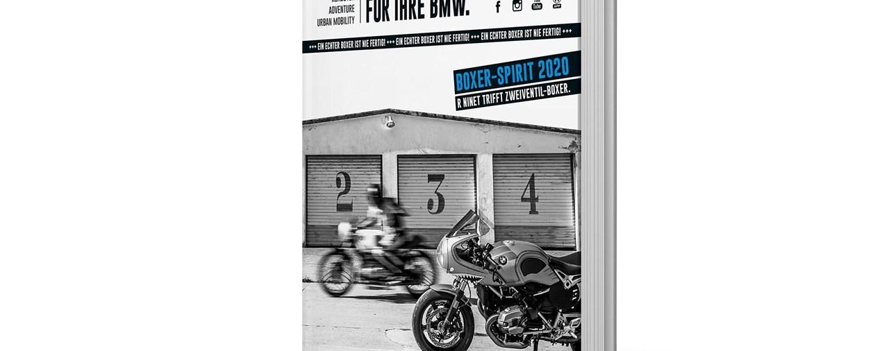 Wunderlich präsentiert neuen Boxer-Spirit-Katalog 2020