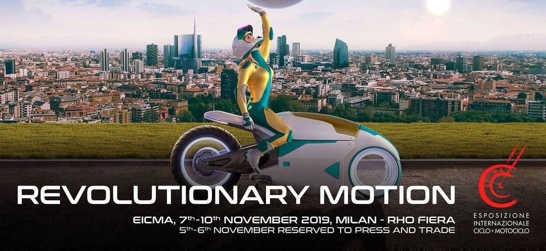 EICMA 2019 - Anfahrt, Preise, Öffnungszeiten