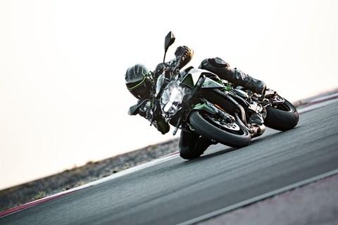 Kawasaki Z H2 2020 - Daten, Fakten, Video!