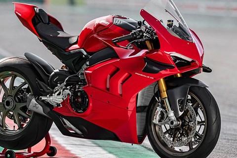 Ducati Panigale V4 2020 - Veränderungen, Neuheiten, Eckdaten