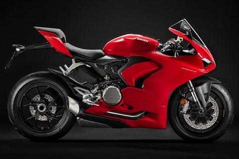 Ducati Panigale V2 - Weiterentwicklung der 959