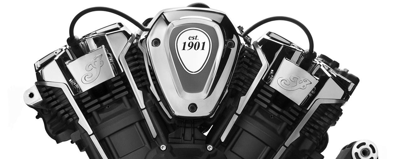 Indian Motorcycle liefert mit neuem PowerPlus