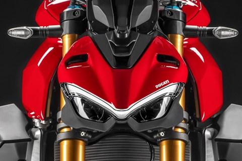 Ducati Streetfighter V4 2020 - Next Level Naked Bike