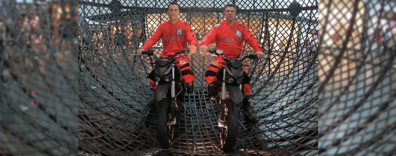 Vorbereitungen zur moto-austria Wels 2020