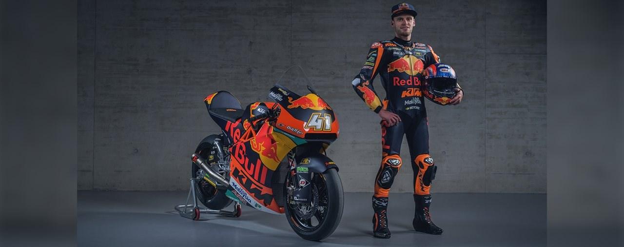 KTM MotoGP Fahrer 2020