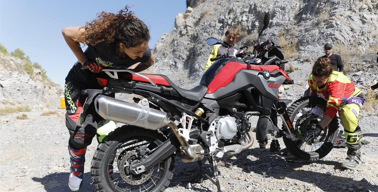 BMW Motorrad International GS Trophy Damen Team Qualifier 2019