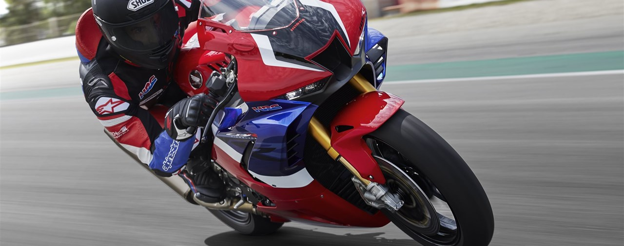 Neue Honda Fireblade 2020