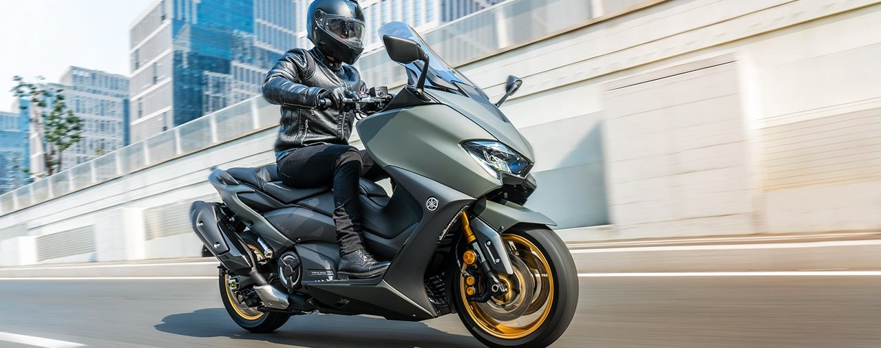 Yamaha TMAX 560 und TMAX Tech MAX 2020