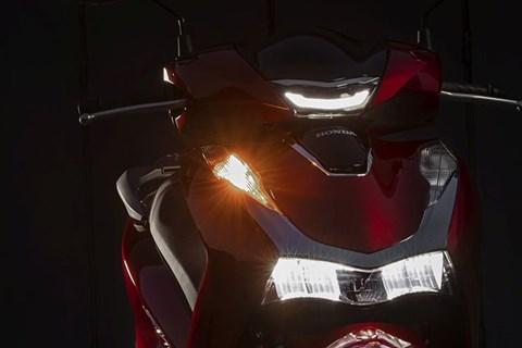 Honda SH125i und SH150i 2020