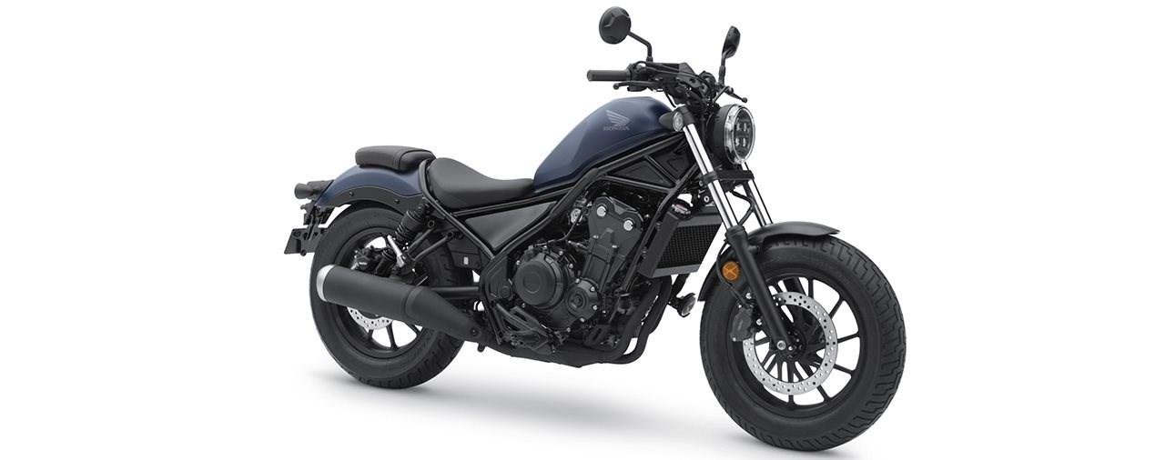 Honda Rebel CMX 500 - Neues Modell 2020