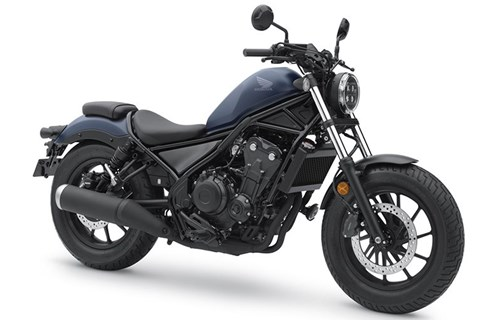 Honda Rebel CMX 500 - Neues Modell 2020
