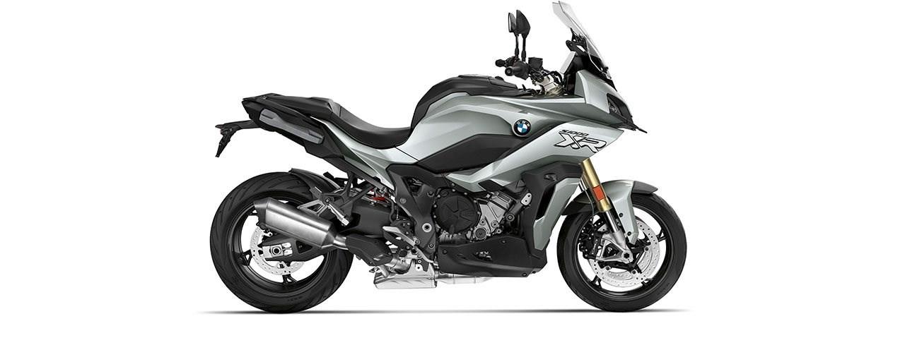 Die neue BMW S1000XR 2020