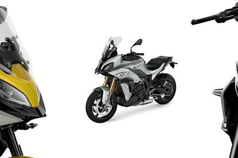 BMW Motorrad Neuheiten 2020