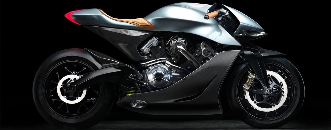 Das 100.000 Euro Bike - die AMB 001