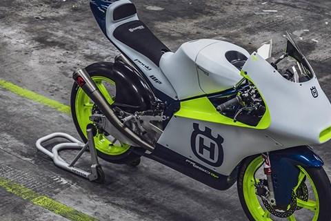 Husqvarna Motorcycles zurück in der Moto3!