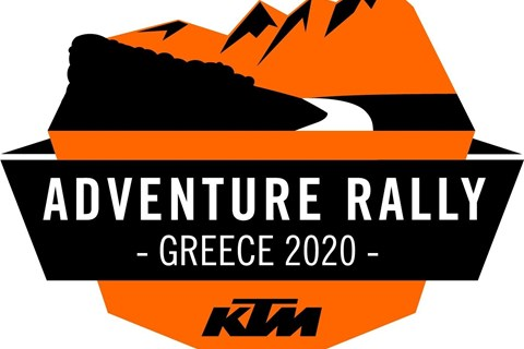 KTM Adventure Rally 2020 in Griechenland