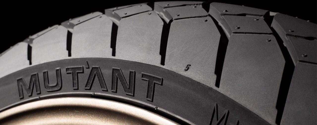 Der neue Crossover-Reifen Dunlop Mutant