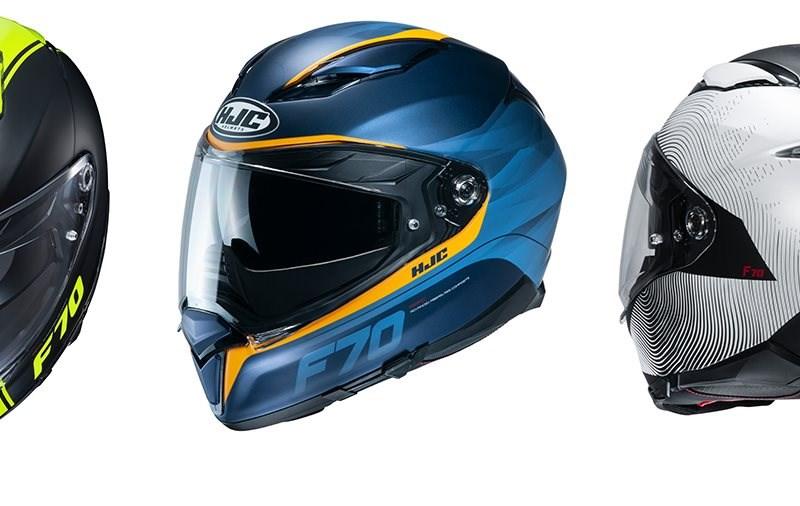 HJC F70 - Helm 2020