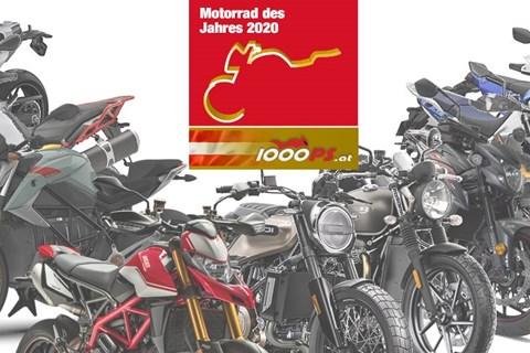 Motorrad des Jahres 2020 - stimme jetzt ab!