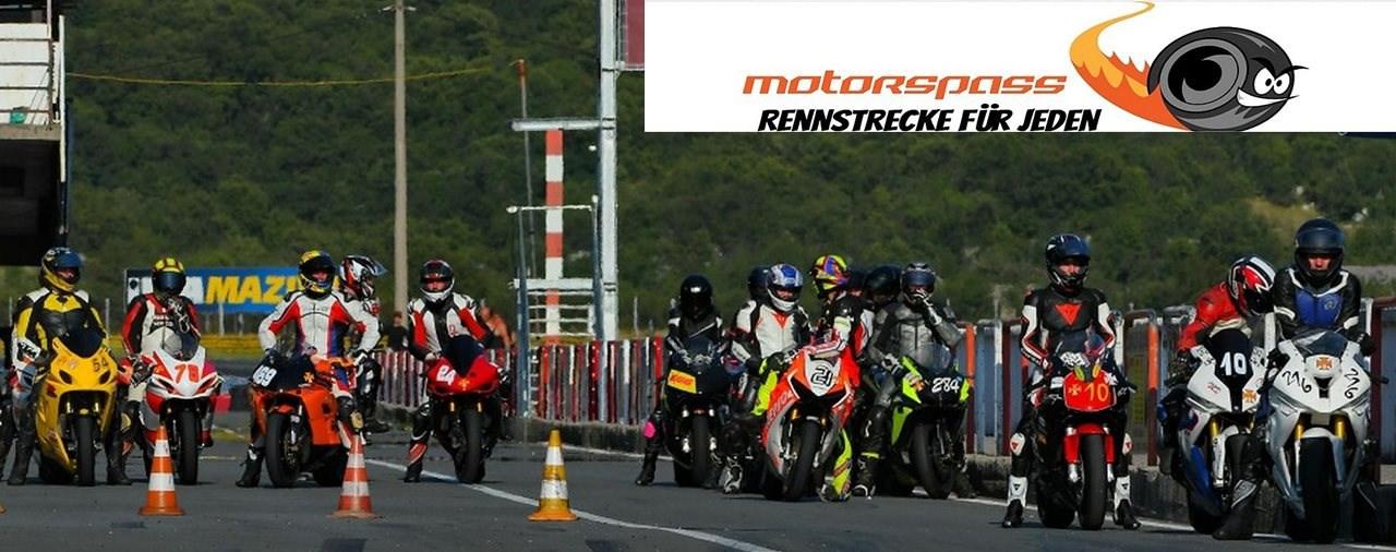 motorspass - Rennstrecke für Jeden!