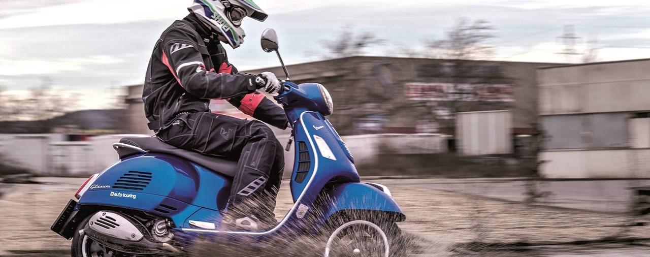 Motorrad im Winter - Richtig einwintern oder richtig fahren?