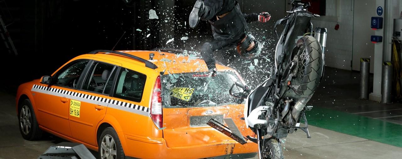 Bosch entwickelt Unfall Erkennungssystem
