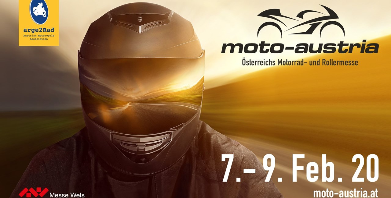 moto-austria 2020 wartet mit vollem Programm auf!