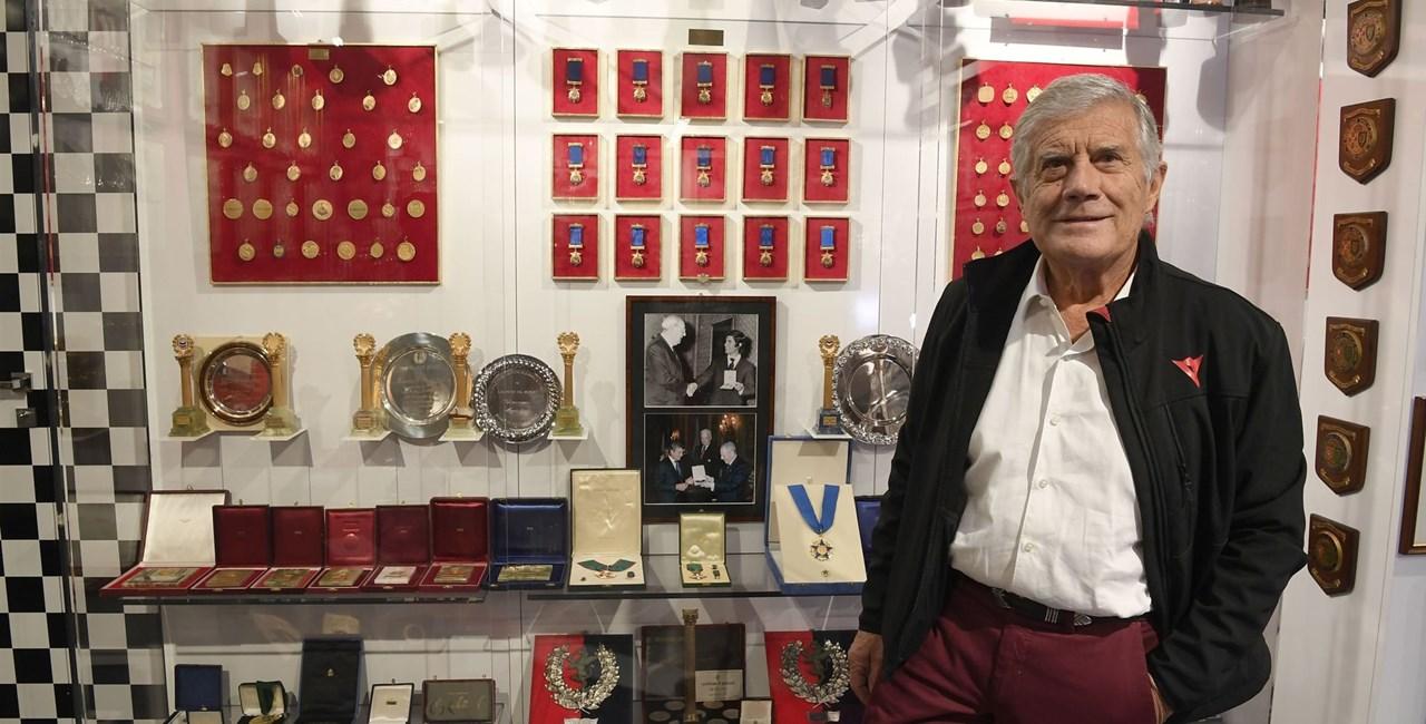 Giacomo Agostini hat nun sein eigenes Museum
