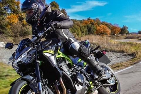 Neue Kawasaki Z900 2020 im Test