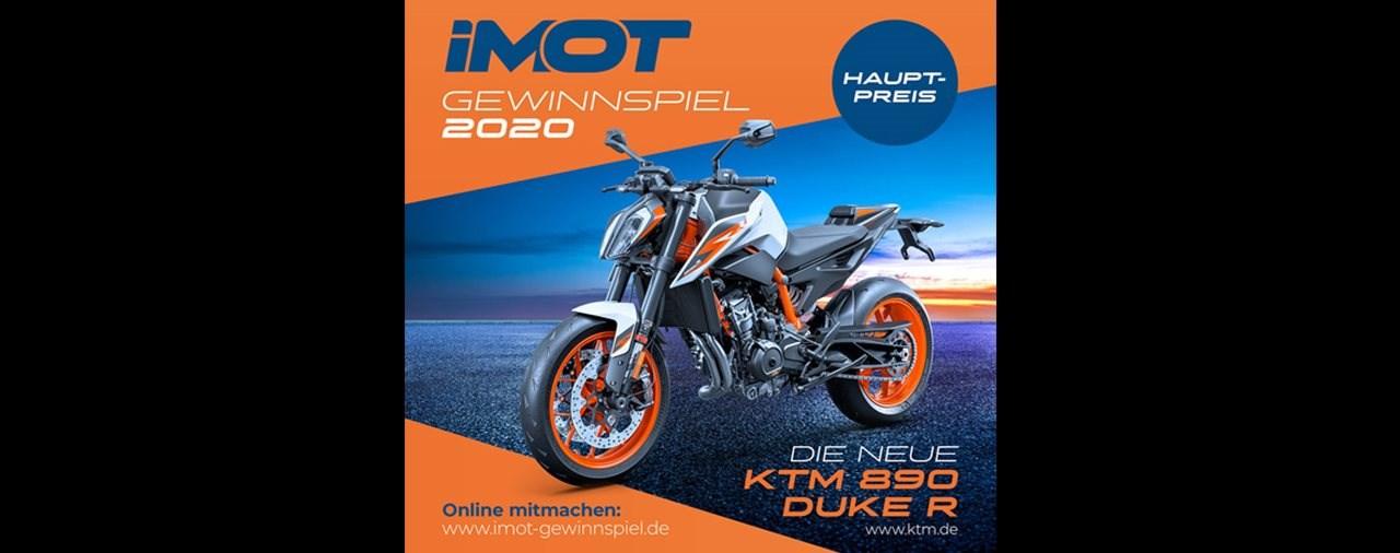 Motorradmesse IMOT 2020
