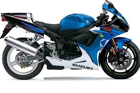 Suzuki GSX-R 1000 – Motorrad-Legenden im Fokus