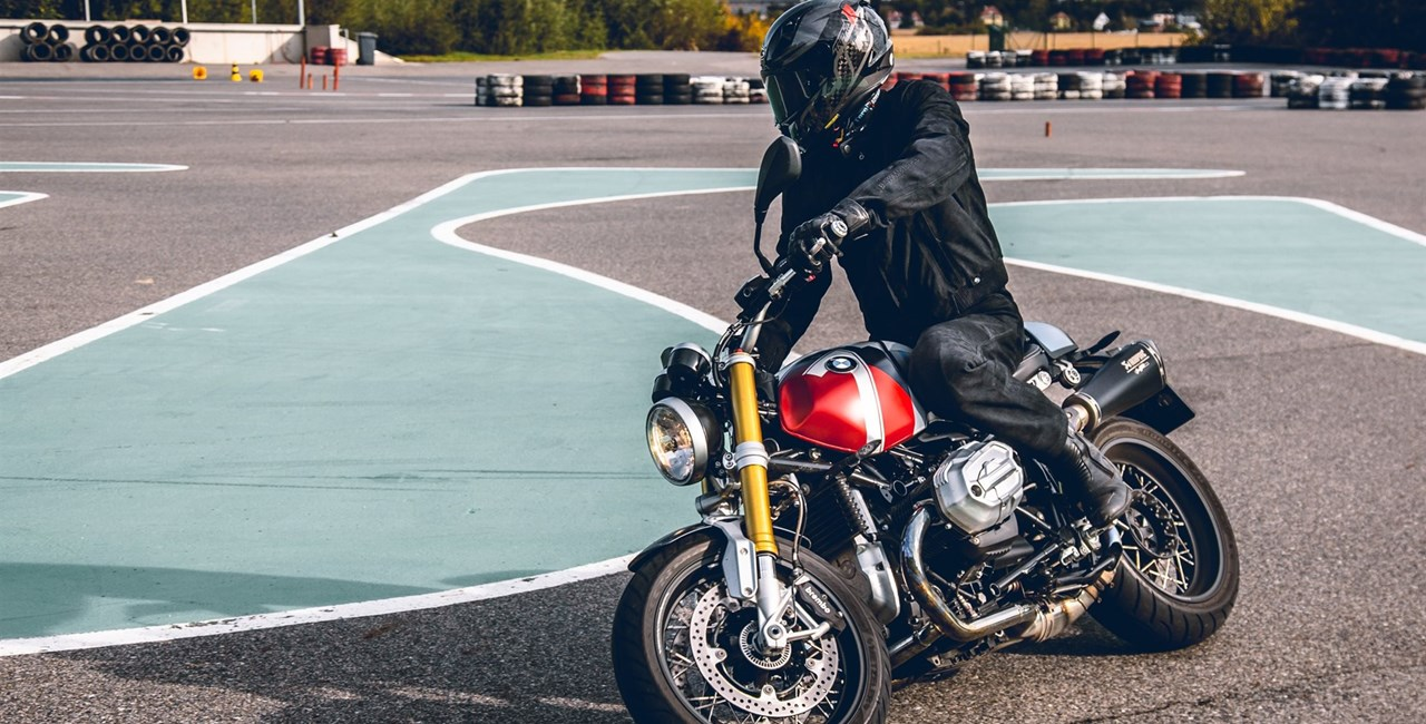 Motorrad Bedienelemente