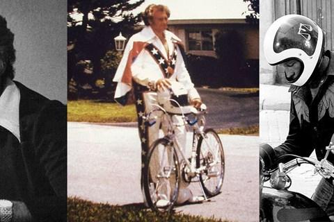 Evel Knievel – Eine amerikanische Ikone