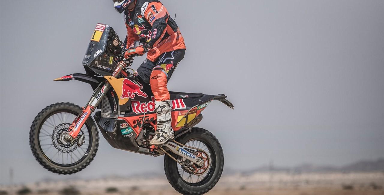 Dakar 2020 Erster Tag