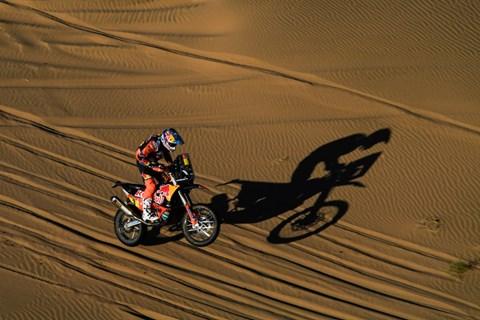 Dakar 2020 - die zweite Etappe