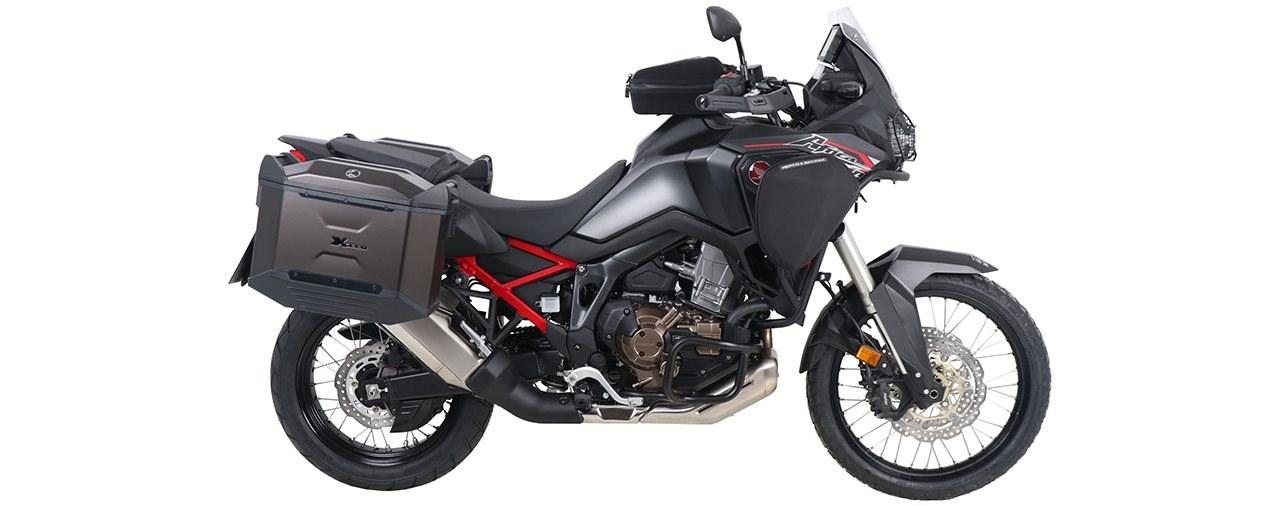Hepco&Becker Zubehör für die neue Honda Africa Twin