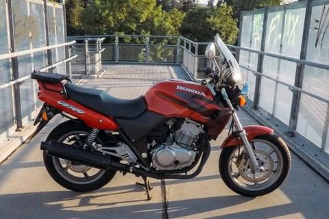 Honda CB 500 - das beste Motorrad der Welt
