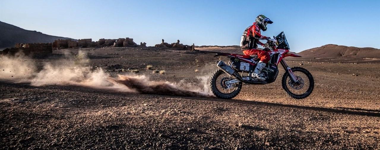 Dakar 2020 3. Etappe – Honda dreht voll auf!
