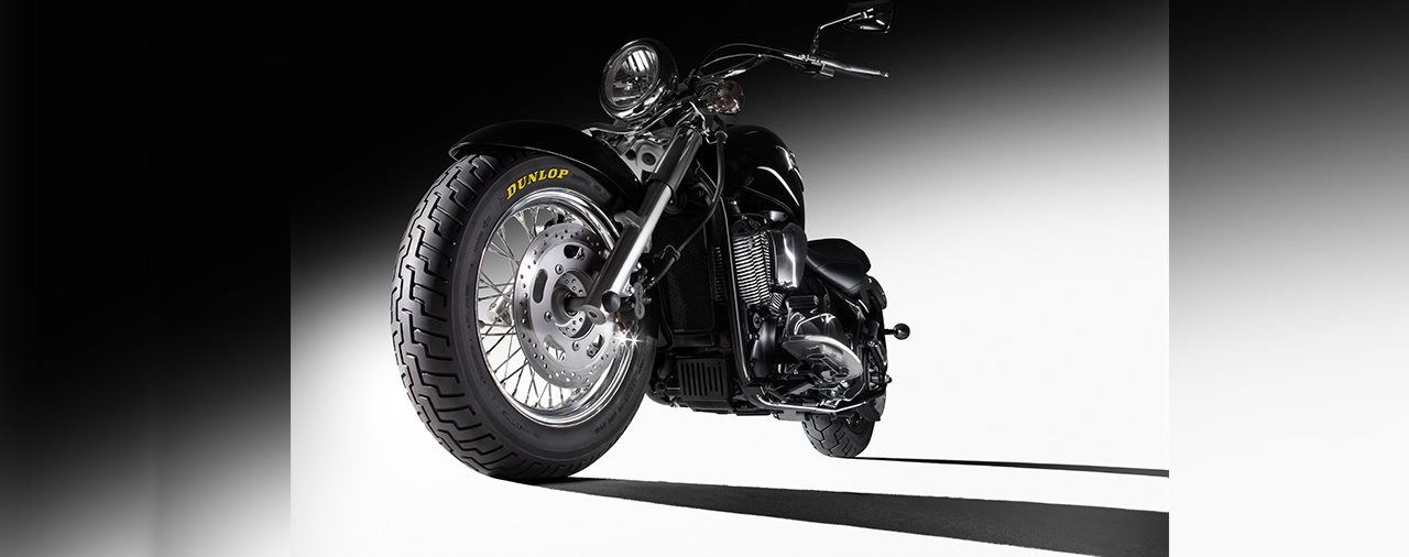 Dunlops Cruiser- und Chopper-Reifen 404 in neuen Dimensionen
