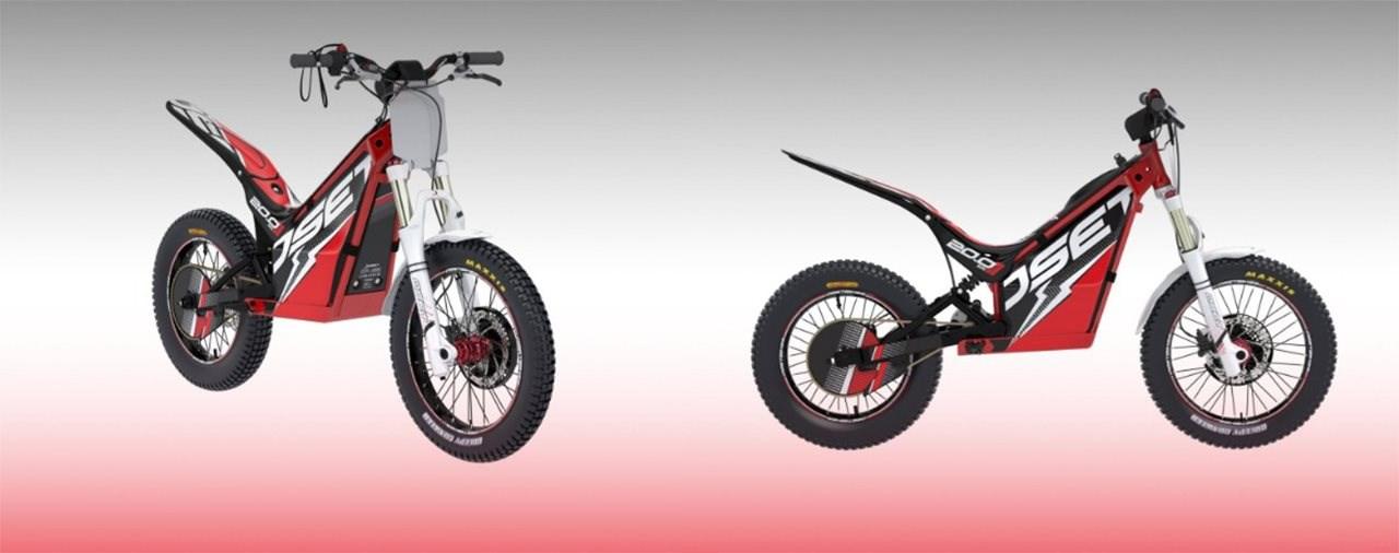 OSET – World Leader in Electric Trial Bikes Neuerungen 2020