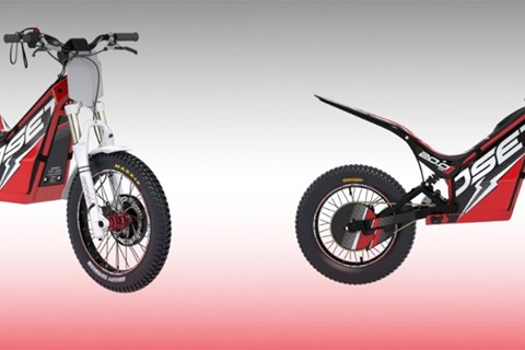 OSET – World Leader in Electric Trial Bikes Neuerungen 2020