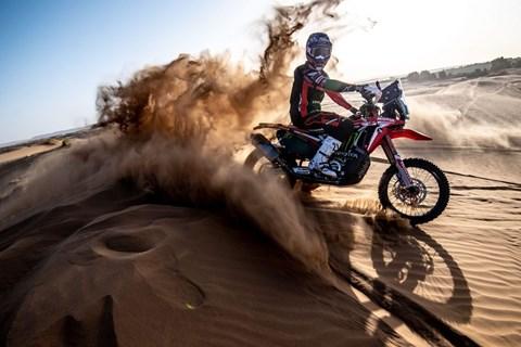 Dakar 2020 – die 6. Etappe Brabec siegt!